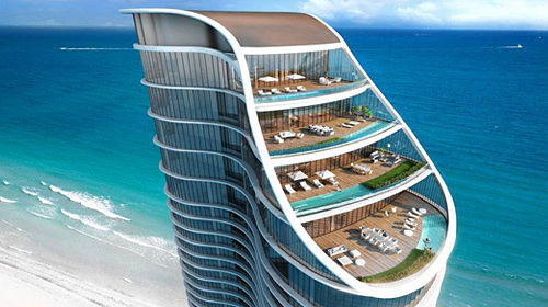Penthouse Ritz-Carlton Sunny Isles Beach