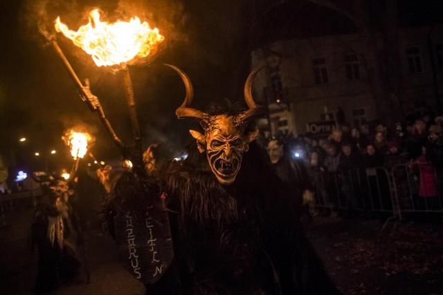 The Krampus Parade