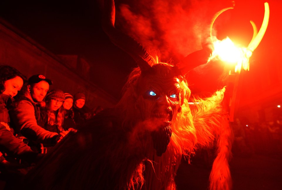The Krampus Parade