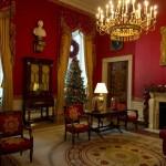décorations de Noël de la Maison Blanche