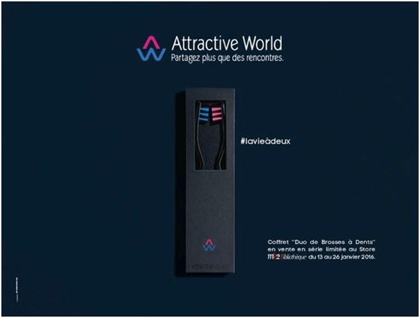 Rencontre en ligne Attractive World