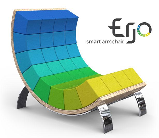 Ego fauteuil Vasil Velchev