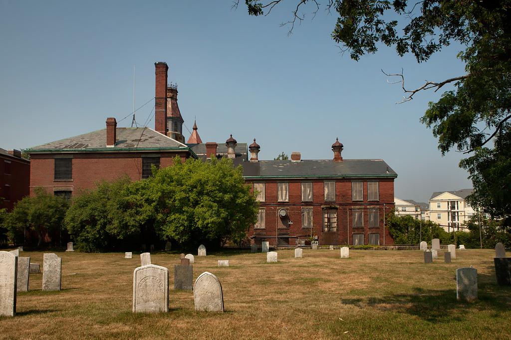 decay Exploration Urbaine la prison de Salem