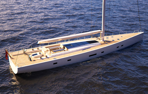 Nadir Sailing Yacht