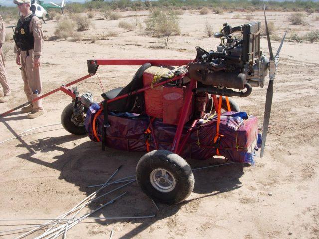 gadgets technologiques des cartels