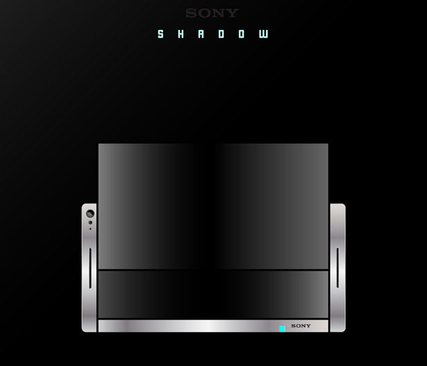 Shadow concept phone Sony Mladen Milic