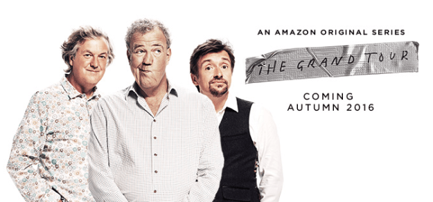 The Grand Tour Top Gear Amazon