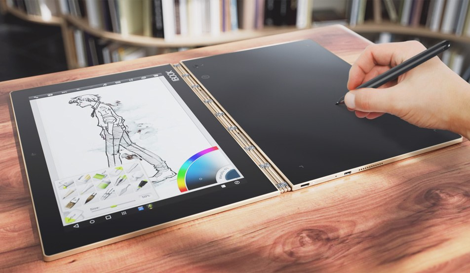 Yoga Book Lenovo