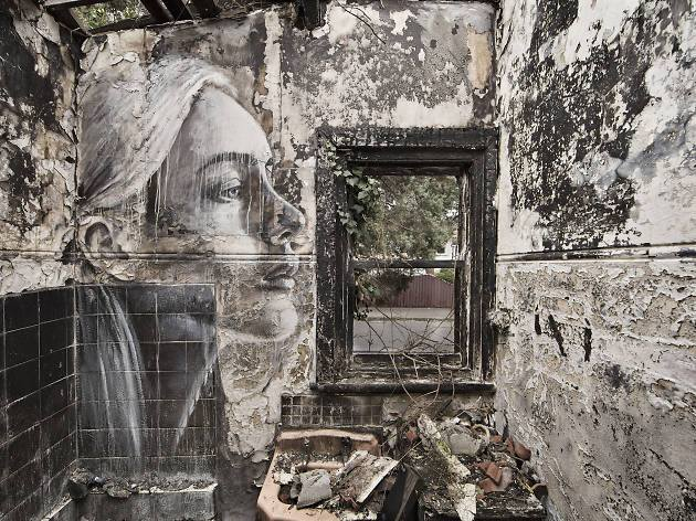 lieux abandonnés Empty Rone