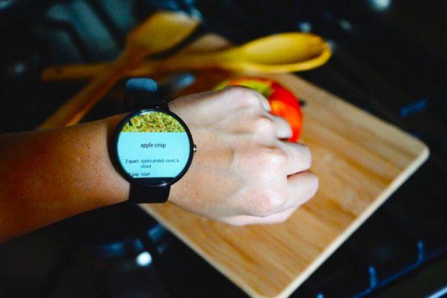 tendance smartwatch