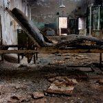 pénitencier abandonné Eastern State