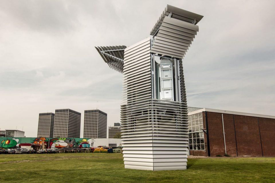smog free tower