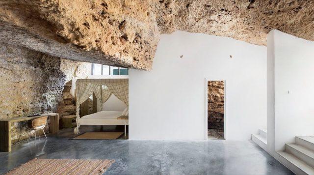 Cuevas del Pino - Une superbe maison caverne en Espagne
