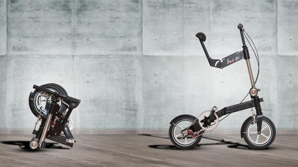 Kwiggle – La bicyclette la plus compacte au monde