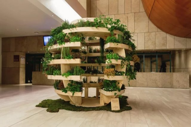 Growroom jardinage urbain Ikea Space10