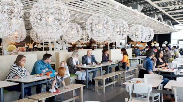 restaurants IKEA