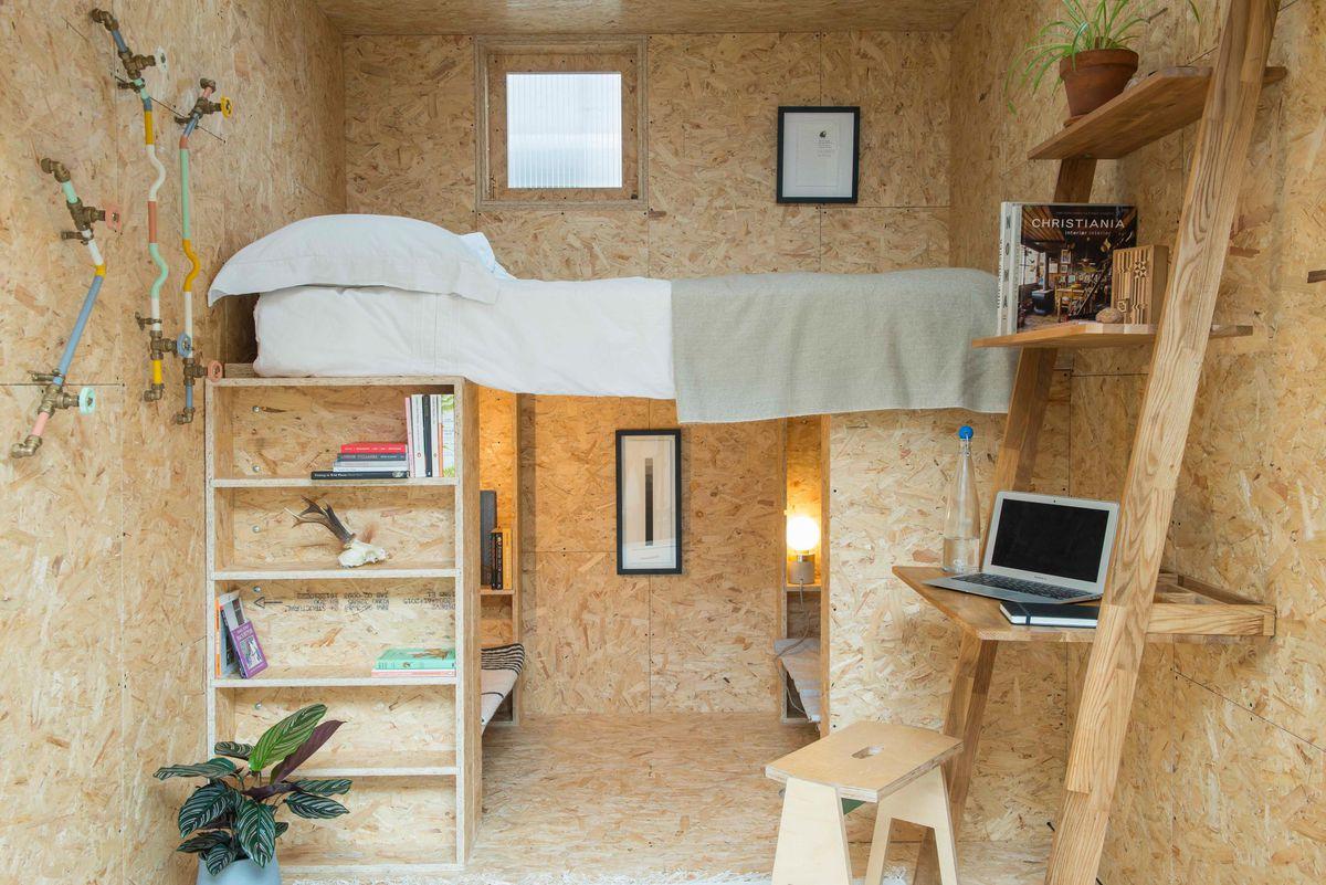 SHED – Des constructions modulables pour loger les sans-abris