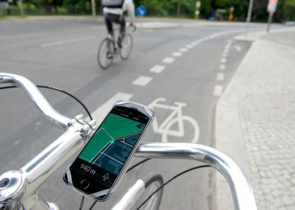 Meilleures applications pour visiter les villes bike citizen