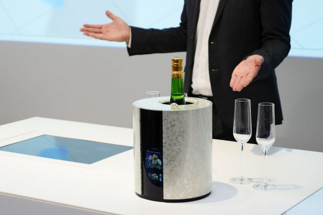 Better Living Tomorrow Sake Cooler Panasonic
