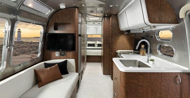 Globetrotter Airstream
