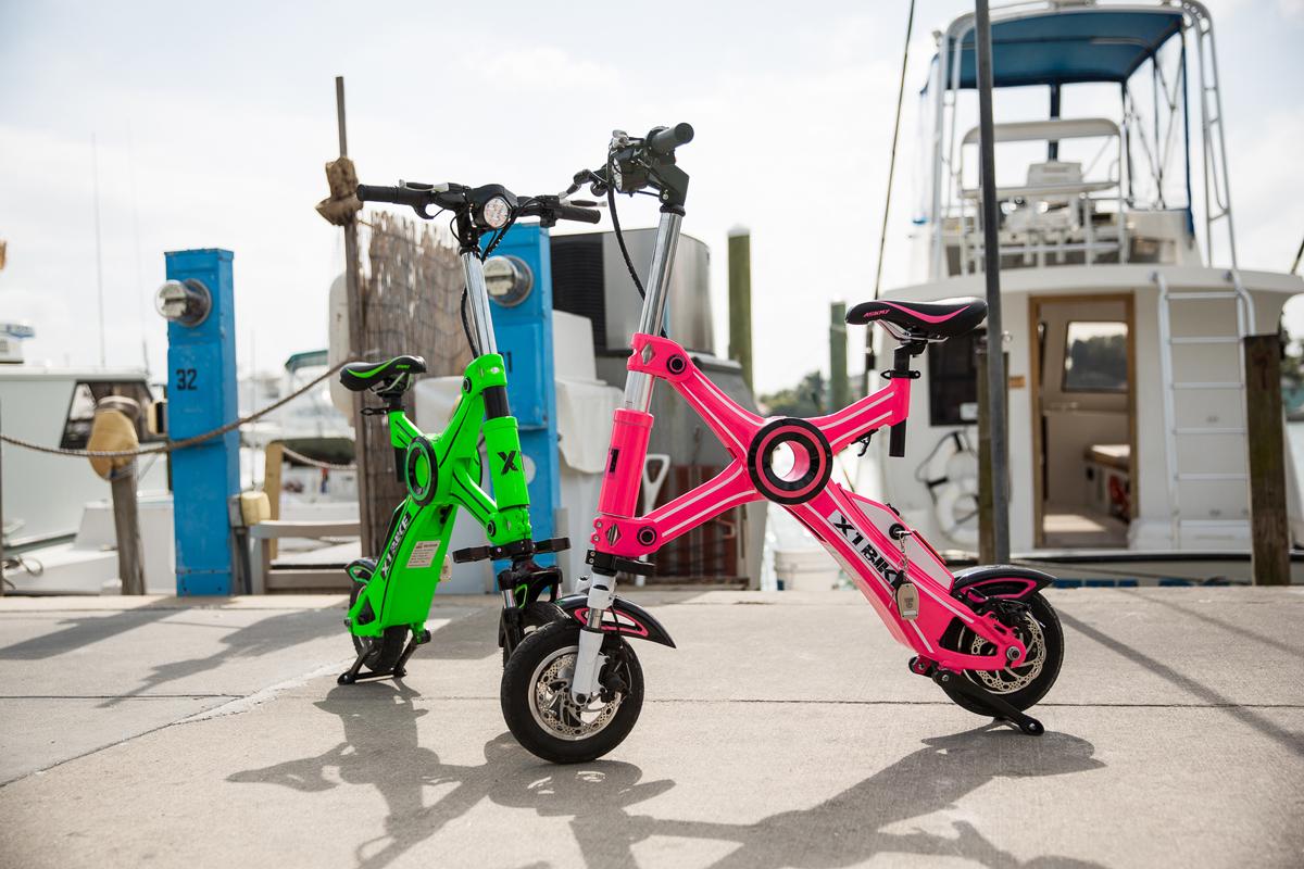 X1 EXPLORER – Le vélo électrique pliant et compact