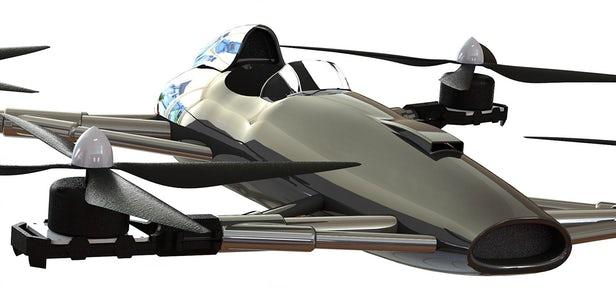 Matt Pearson souhaite créer des courses de voitures volantes en Australie