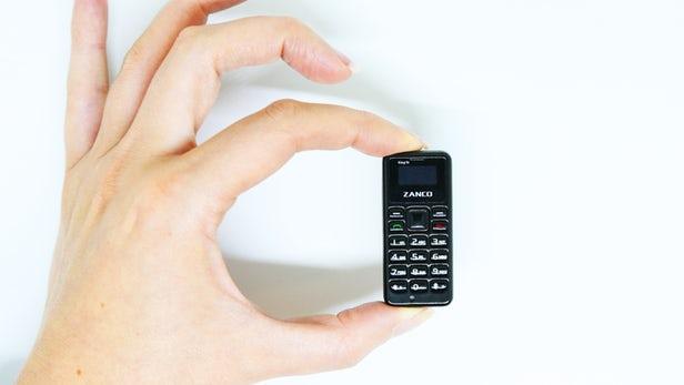 Zanco tiny t1 plus petit téléphone du monde