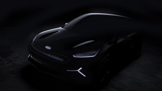 Niro concept-car électrique Kia