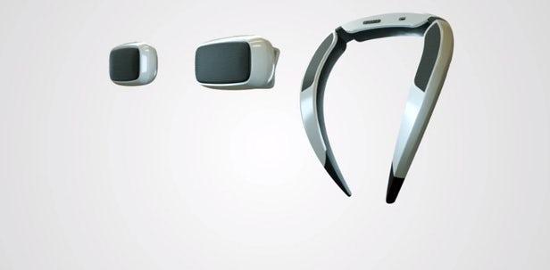 S-Ray haut-parleurs sans fil pour remplacer les écouteurs
