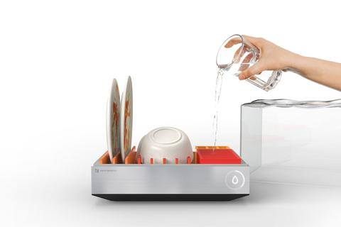 lave-vaisselle Tetra Heatworks