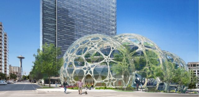 sphères d'Amazon