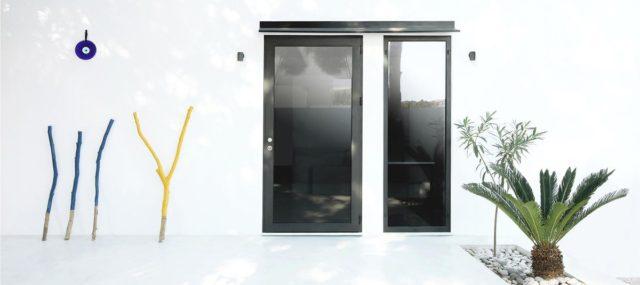 Monocabin – Une minuscule maison imaginée par le studio Mandalaki