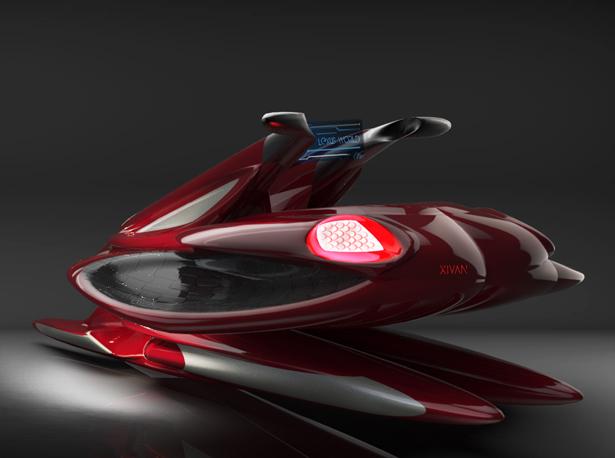 Xivan – Une motoneige qui fonctionne à l'énergie solaire