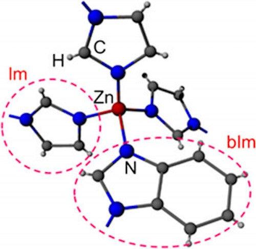 ZIF-62 – Un nouveau type de verre fait de composés organiques métalliques