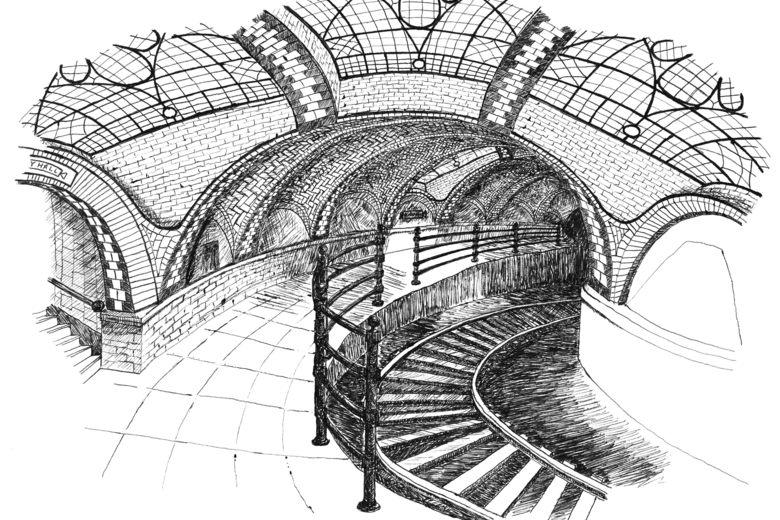Philip Ashforth Coppola dévoile les chefs-d'œuvre cachés du métro de New-York