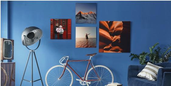 6 façons tendances de mettre en valeur vos photos et vos souvenirs