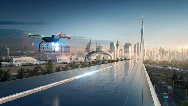 Cargospeed - La technologie Hyperloop pourrait développer la livraison de fret