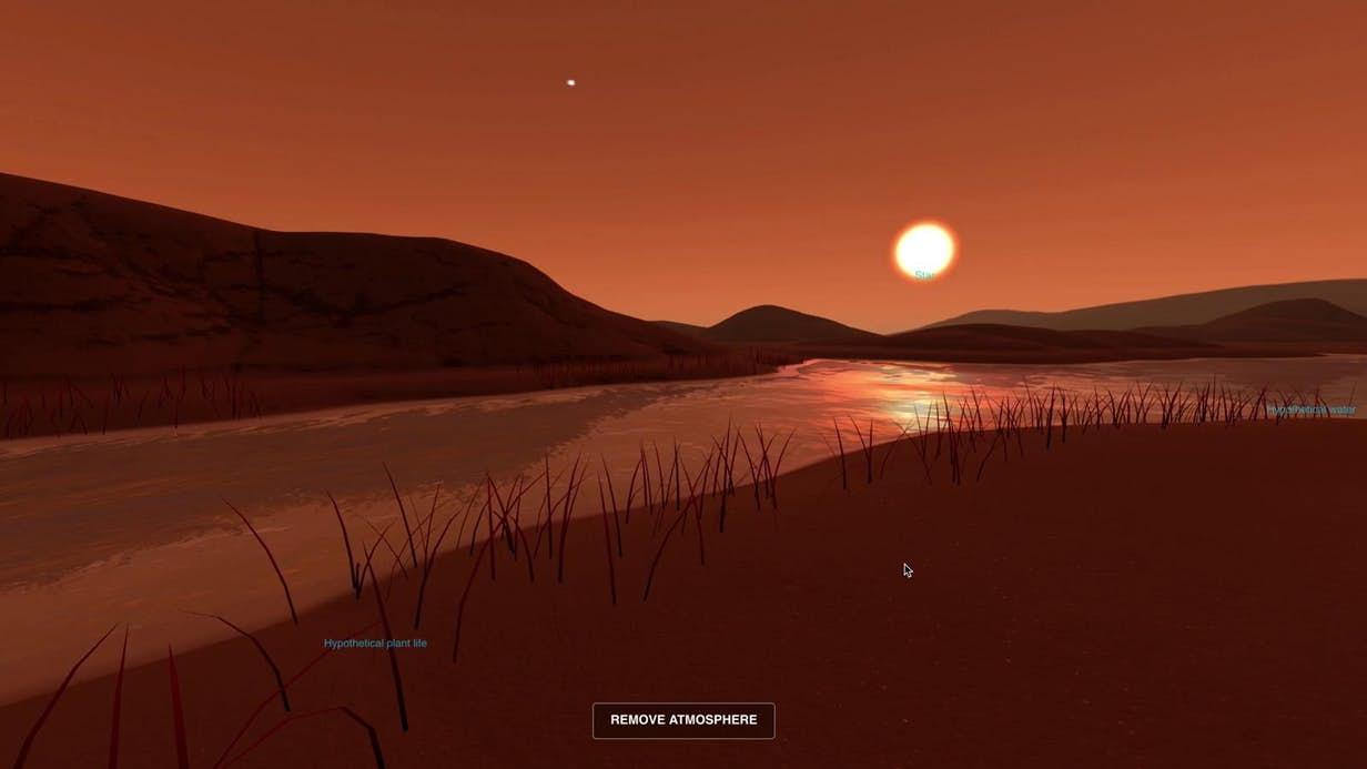 Exoplanet Travel Bureau - La NASA propose des excursions virtuelles sur les exoplanètes