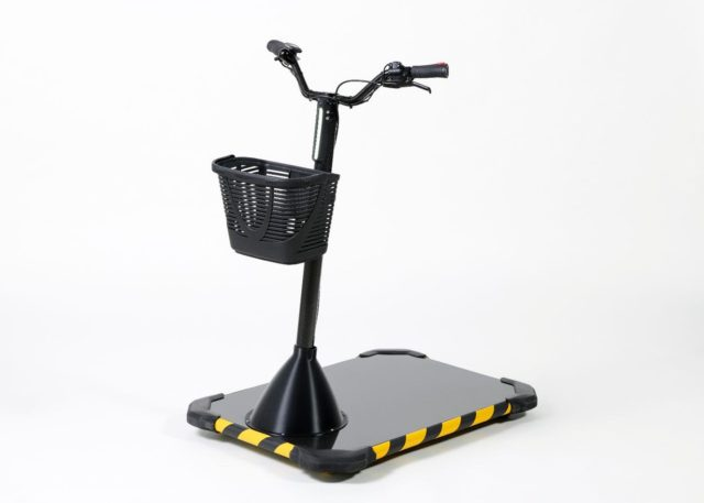 Personal Mover Conceptun véhicule pour les employés de BMW