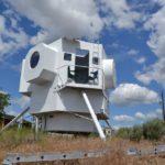 Lunar Lander – Une micro maison imaginée par Kurt Hughes