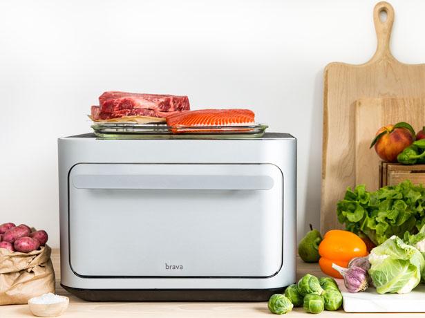 Brava Pure Light – Un four qui utilise la lumière pour cuire vos aliments