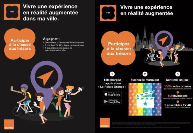 Le Relais Orange – Une chasse aux trésors en réalité augmentée à Lyon !