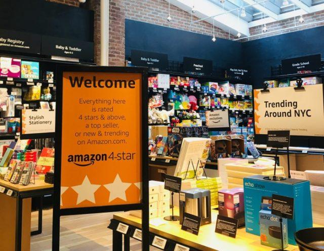Amazon 4 Stars