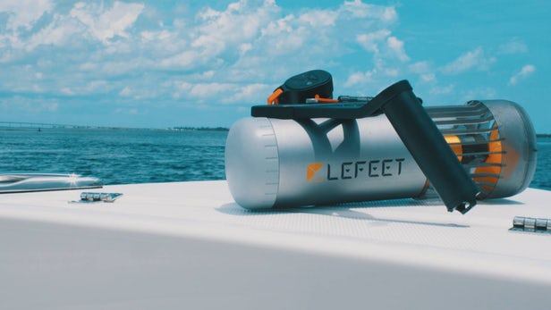 LeFeet propose une approche modulaire des scooters sous-marins
