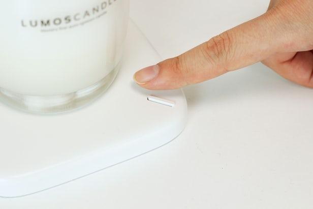 Lumos Candle – Une bougie qui s'enflamme automatiquement à la demande 1