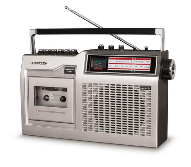 Crosley Radio- Notre bonne vieille radio cassette revient à la mode