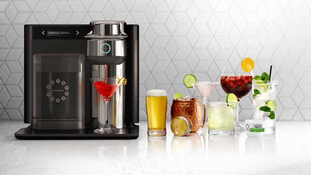 Drinkworks Home – La machine à cocktail signé Keurig
