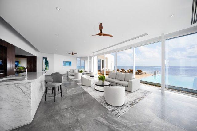 La villa Muraka ouvre ses portes dans le complexe Conrad Maldives Rangali Island