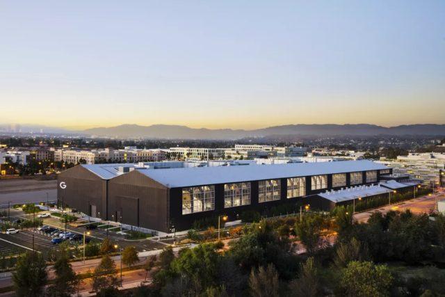 ZGF Archictects nous dévoile les nouveaux bureaux de Google à Playa Vista 2