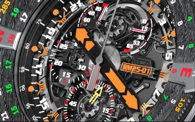 RM 25-01 – La montre haut de gamme de Sylvester Stallone 3